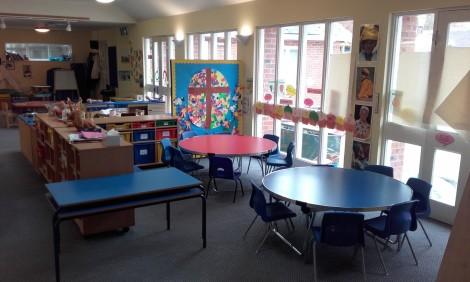Pre-School Interior